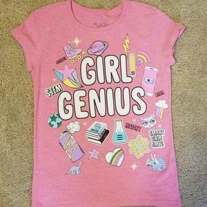 📚 Girls t-shirt